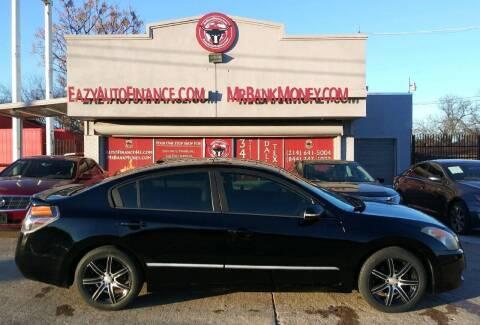 2008 Nissan Altima for sale at Eazy Auto Finance in Dallas TX