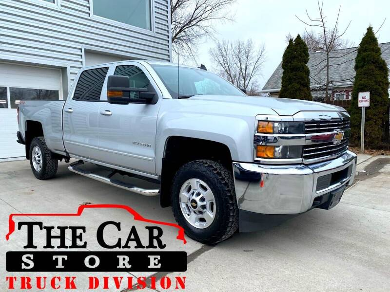 2018 Chevrolet Silverado 2500HD for sale at The Car Store Inc in Albany NY
