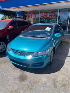 2010 Honda Civic for sale at Race Auto Sales in San Antonio TX