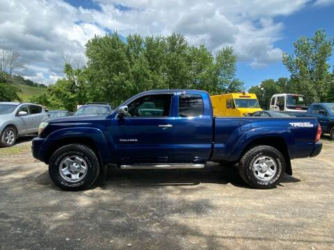 2008 Toyota Tacoma for sale at D & M Auto Sales & Repairs INC in Kerhonkson NY