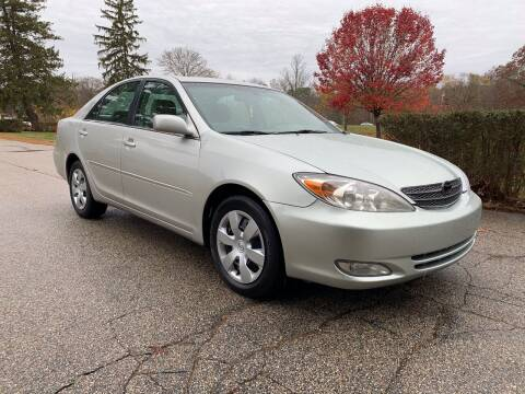 2004 Toyota Camry for sale at 100% Auto Wholesalers in Attleboro MA