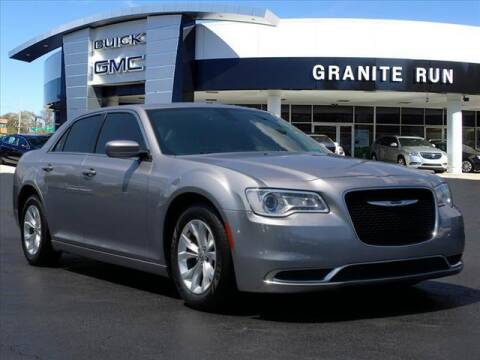 2015 Chrysler 300 for sale at GRANITE RUN PRE OWNED CAR AND TRUCK OUTLET in Media PA