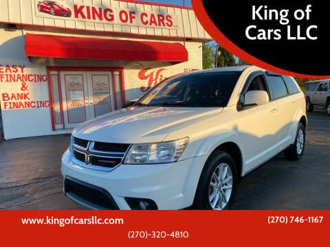 2015 Dodge Journey for sale at King of Cars LLC in Bowling Green KY