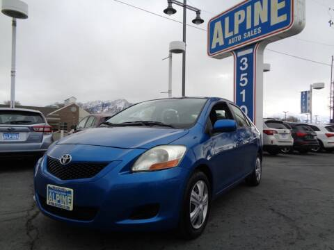 2010 Toyota Yaris for sale at Alpine Auto Sales in Salt Lake City UT