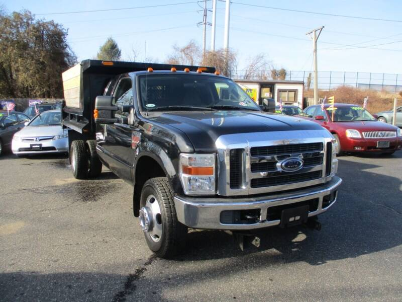 2010 Ford F-350 Super Duty for sale at Unlimited Auto Sales Inc. in Mount Sinai NY