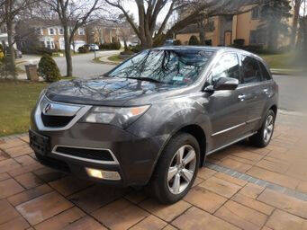 2010 Acura MDX for sale at Centre City Imports Inc in Reading PA