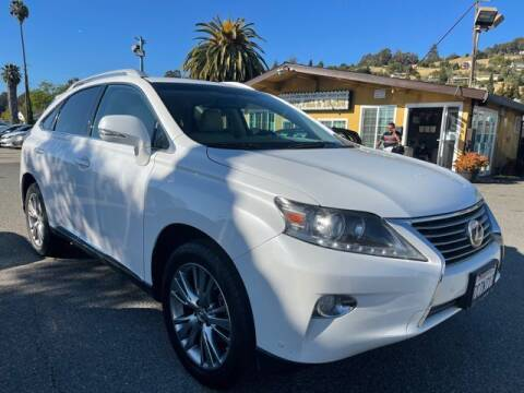 2014 Lexus RX 350 for sale at MISSION AUTOS in Hayward CA