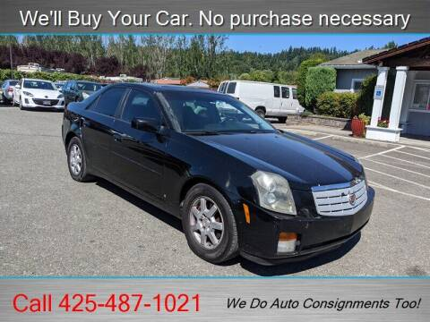 2006 Cadillac CTS for sale at Platinum Autos in Woodinville WA