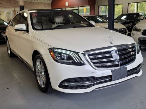 2018 Mercedes-Benz S-Class for sale at AW Auto & Truck Wholesalers  Inc. in Hasbrouck Heights NJ