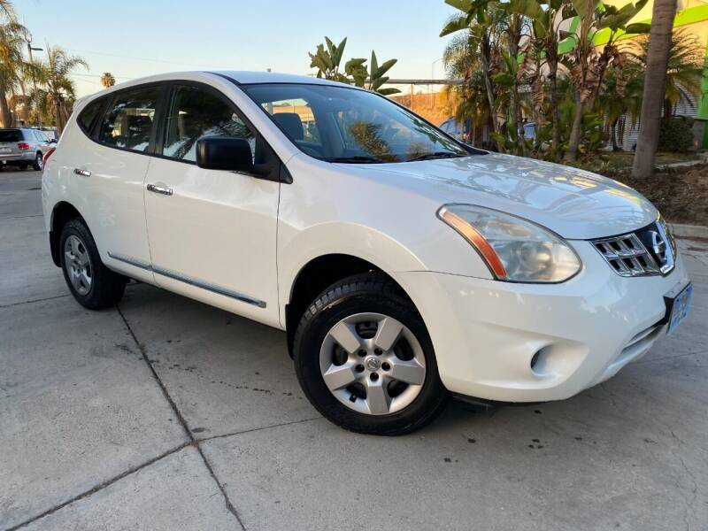 2011 Nissan Rogue for sale at Luxury Auto Lounge in Costa Mesa CA