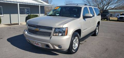 2007 Chevrolet Suburban for sale at Jacks Auto Sales in Mountain Home AR