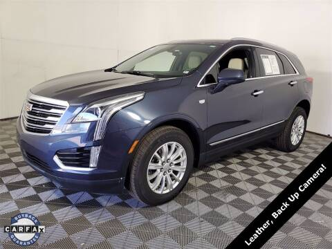2018 Cadillac XT5 for sale at PHIL SMITH AUTOMOTIVE GROUP - Joey Accardi Chrysler Dodge Jeep Ram in Pompano Beach FL