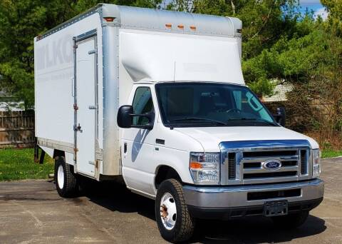 2016 Ford E-Series Chassis for sale at A F SALES & SERVICE in Indianapolis IN