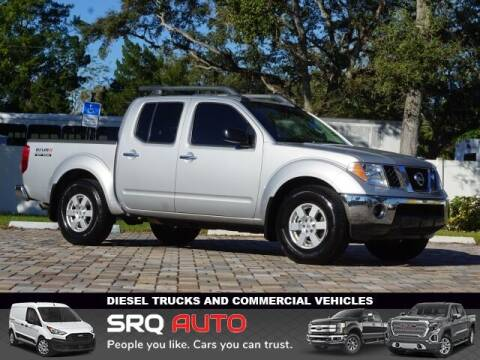 2008 Nissan Frontier for sale at SRQ Auto LLC in Bradenton FL