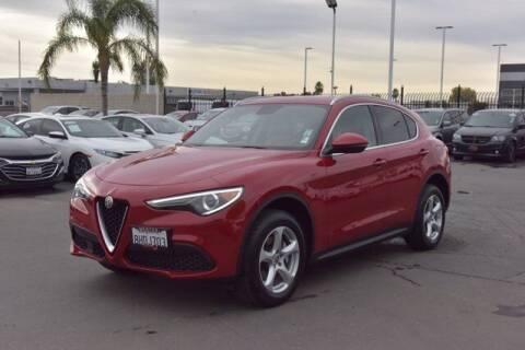 2019 Alfa Romeo Stelvio for sale at Choice Motors in Merced CA