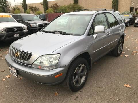 2001 Lexus RX 300 for sale at C. H. Auto Sales in Citrus Heights CA