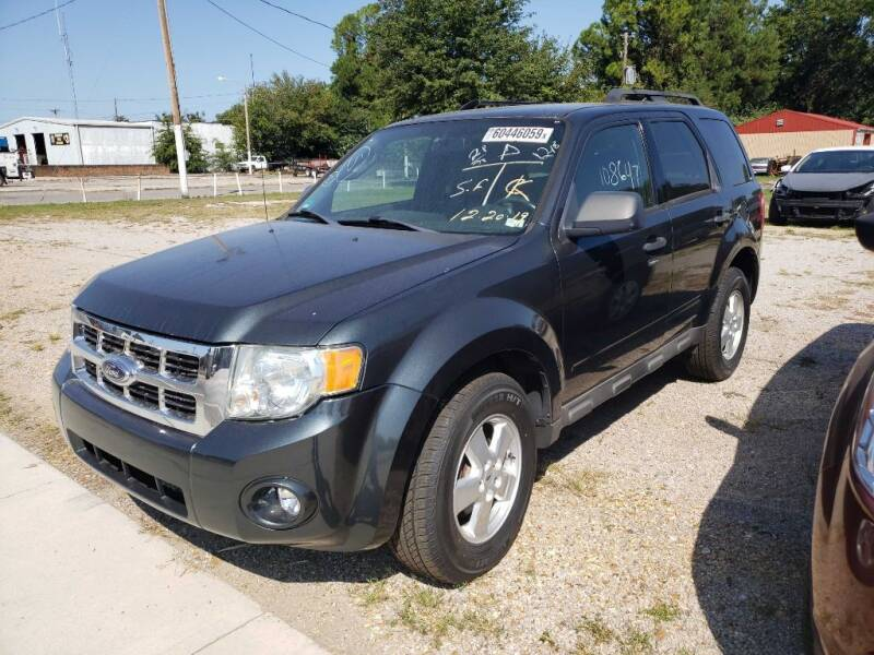 2009 Ford Escape for sale at RAGINS AUTOPLEX in Kennett MO