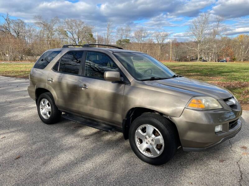 2004 Acura MDX for sale at 100% Auto Wholesalers in Attleboro MA