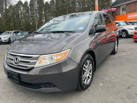 2012 Honda Odyssey for sale at Bloomingdale Auto Group in Bloomingdale NJ