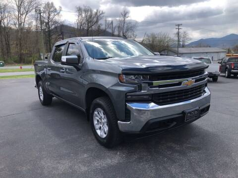 2020 Chevrolet Silverado 1500 for sale at KNK AUTOMOTIVE in Erwin TN
