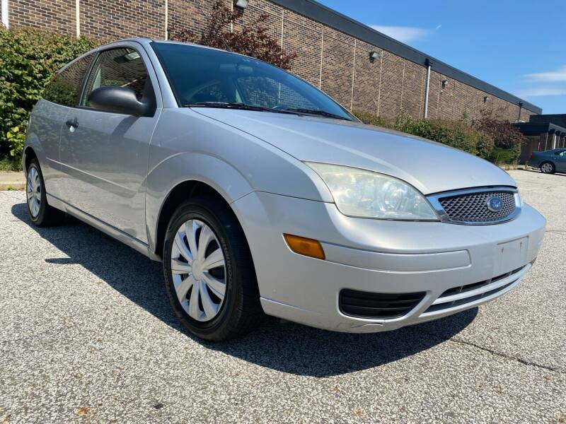 2005 Ford Focus for sale at Classic Motor Group in Cleveland OH