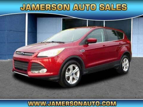 2013 Ford Escape for sale at Jamerson Auto Sales in Anderson IN