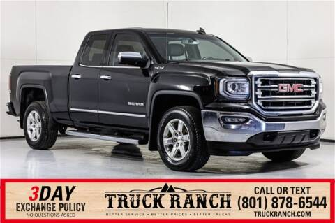 2017 GMC Sierra 1500 for sale at Truck Ranch in Twin Falls ID