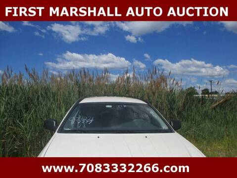 2007 Chrysler Pacifica for sale at First Marshall Auto Auction in Harvey IL