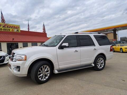 2017 Ford Expedition for sale at CarZoneUSA in West Monroe LA