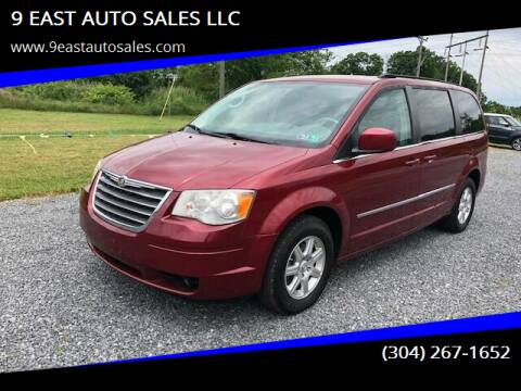 2010 Chrysler Town and Country for sale at 9 EAST AUTO SALES LLC in Martinsburg WV