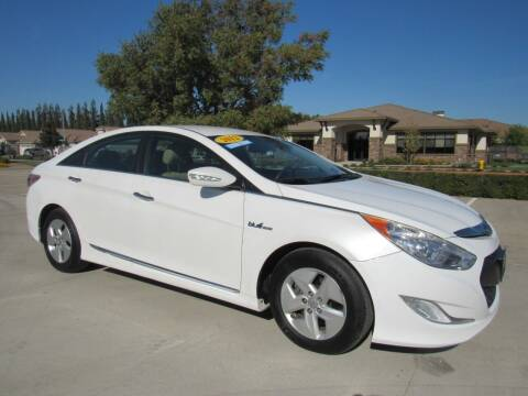 2012 Hyundai Sonata Hybrid for sale at 2Win Auto Sales Inc in Oakdale CA