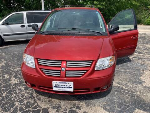 2006 Dodge Grand Caravan for sale at SPRINGFIELD PRE-OWNED in Springfield IL