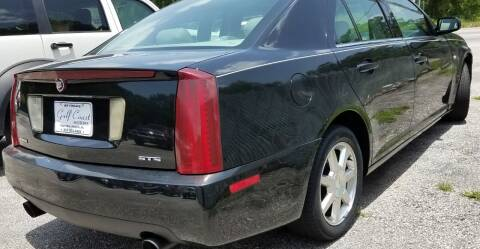 2005 Cadillac STS for sale at GULF COAST MOTORS in Mobile AL