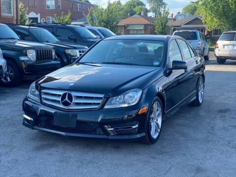 2012 Mercedes-Benz C-Class for sale at IMPORT Motors in Saint Louis MO