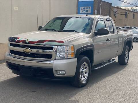 2008 Chevrolet Silverado 1500 for sale at JG Motor Group LLC in Hasbrouck Heights NJ