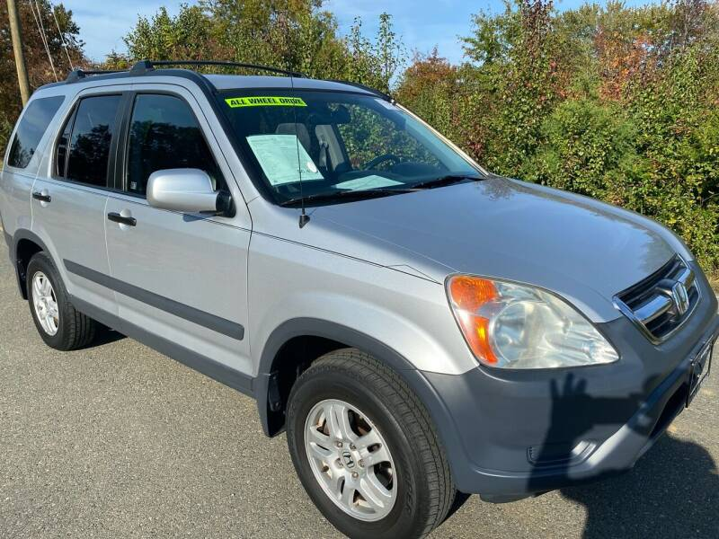 2003 Honda CR-V for sale at Used Cars of Fairfax LLC in Woodbridge VA