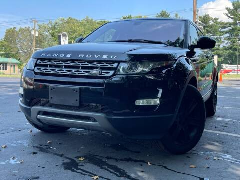 2014 Land Rover Range Rover Evoque for sale at MAGIC AUTO SALES in Little Ferry NJ