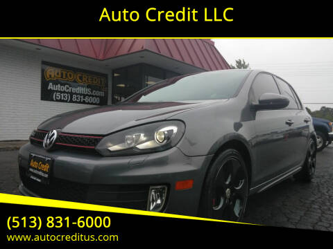 2011 Volkswagen GTI for sale at Auto Credit LLC in Milford OH