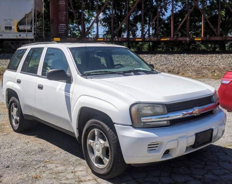 2008 Chevrolet TrailBlazer for sale at Abingdon Auto Specialist Inc. in Abingdon VA