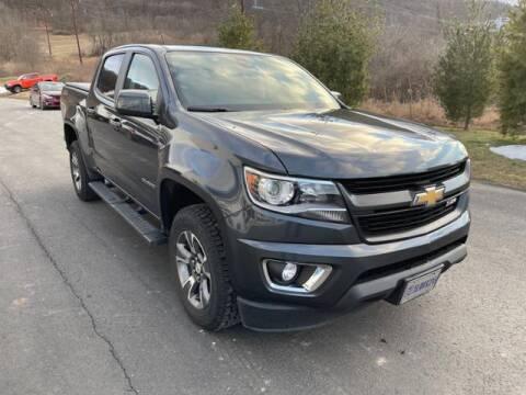 2016 Chevrolet Colorado for sale at Hawkins Chevrolet in Danville PA