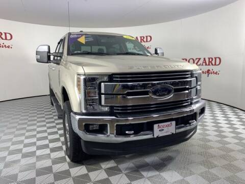 2018 Ford F-250 Super Duty for sale at BOZARD FORD in Saint Augustine FL