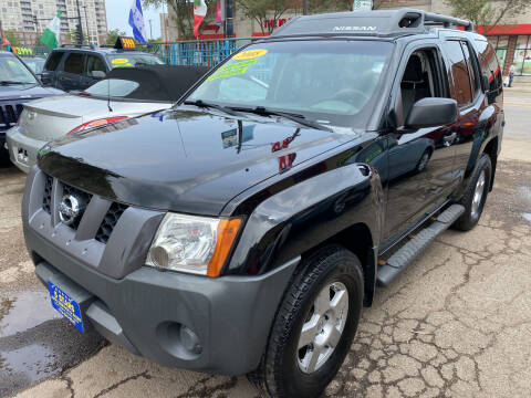 2008 Nissan Xterra for sale at 5 Stars Auto Service and Sales in Chicago IL