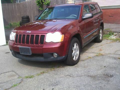 2008 Jeep Grand Cherokee for sale at Dambra Auto Sales in Providence RI