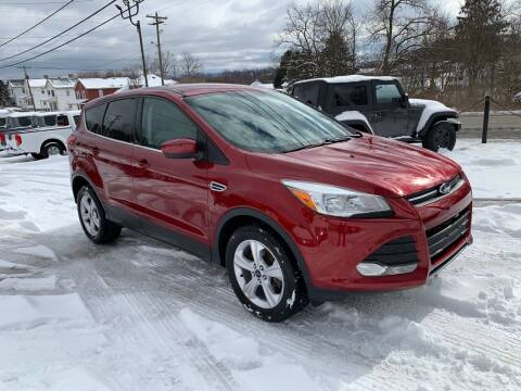 2014 Ford Escape for sale at Twin Rocks Auto Sales LLC in Uniontown PA