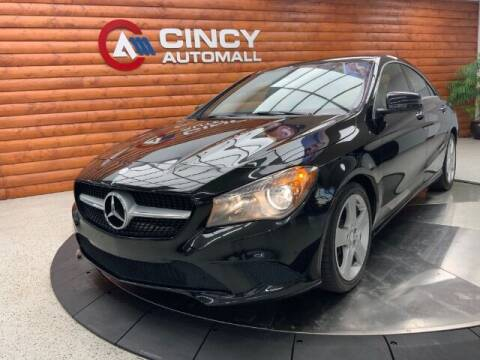 2015 Mercedes-Benz CLA for sale at Dixie Motors in Fairfield OH