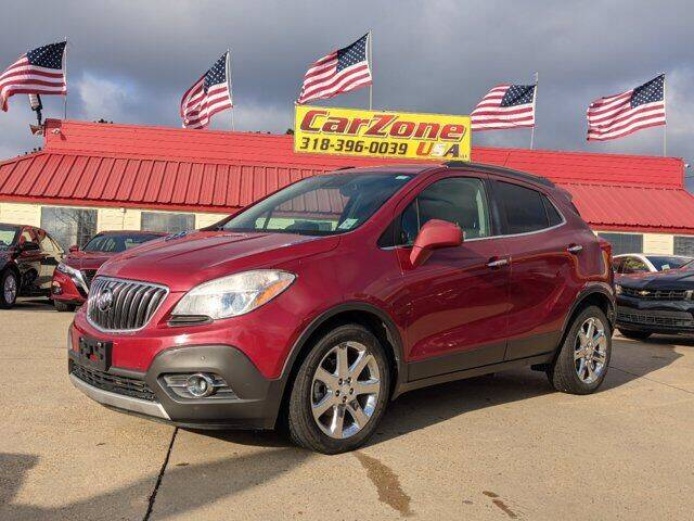 2013 Buick Encore for sale at CarZoneUSA in West Monroe LA