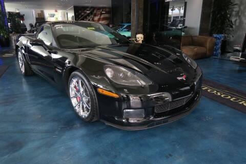 2011 Chevrolet Corvette for sale at OC Autosource in Costa Mesa CA