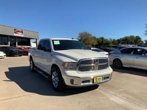 2016 RAM Ram Pickup 1500 for sale at KIAN MOTORS INC in Plano TX