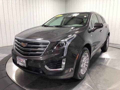 2017 Cadillac XT5 for sale at HILAND TOYOTA in Moline IL