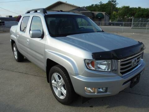 2012 Honda Ridgeline for sale at PIONEER AUTO SALES LLC in Cleveland TN